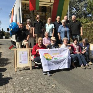 Bei Familie Wenger in Erftstadt-Lechenich
