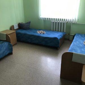 Staatliches Obdachlosenheim in Grodno