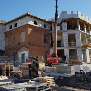 Projekt Altenheim in Sopockin bei Grodno