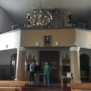 St. Kirche der Kreuzerhöhung