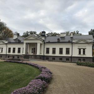 Herrenhaus in Gelgaudiškis